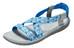 Teva Terra-Float Livia Sandaler grå/blå